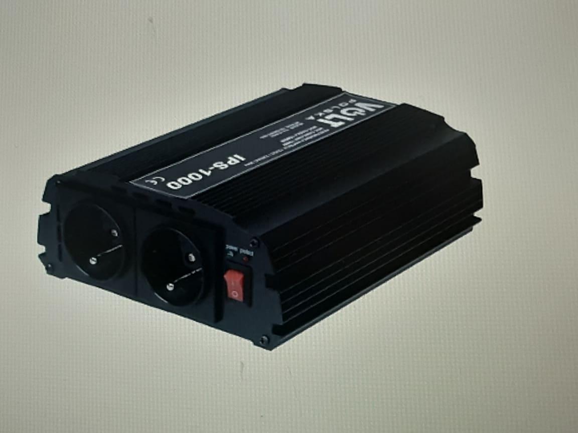 Měnič napětí VOLT ☑️ - IPS 12V/230V 700/1000W ☑️ Měnič napětí VOLT - IPS 12V/230V 700/1000W